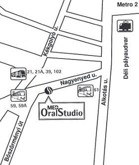 OralStudio entrance